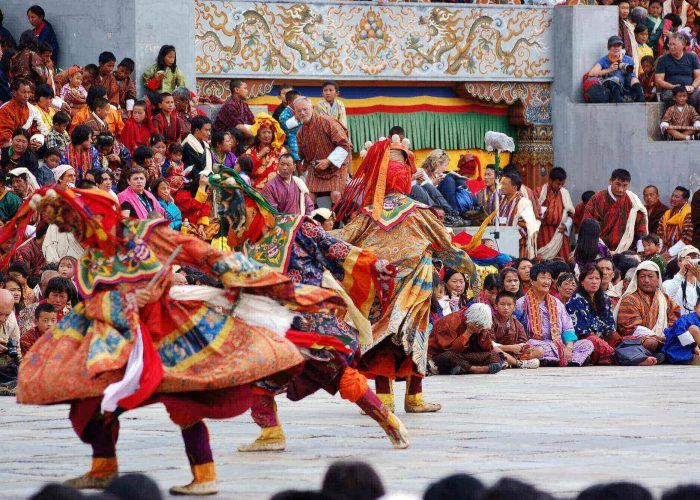 Bhutan cultural holiday tour