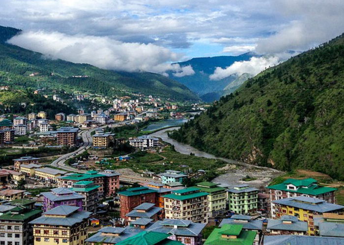 escape to bhutan
