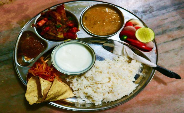 Food Tour in Kathmandu