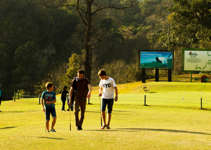 Kathmandu Golf Tour