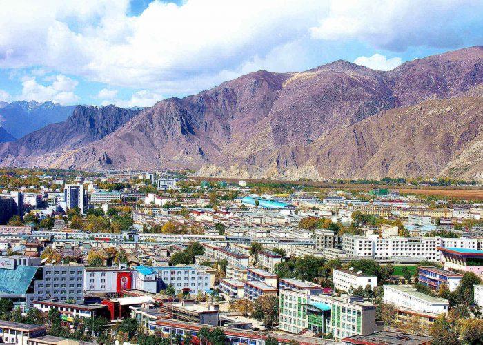 Overland Lhasa Tour