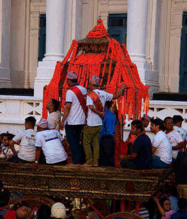 Nepal Cultural Tour With Himalayan vista