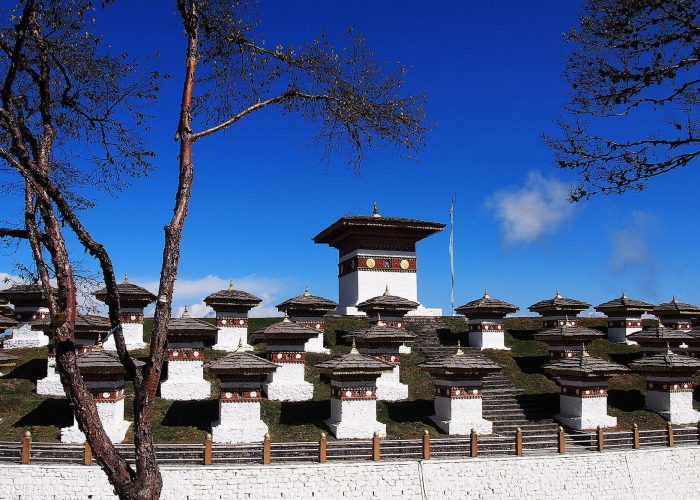 historical tours of bhutan