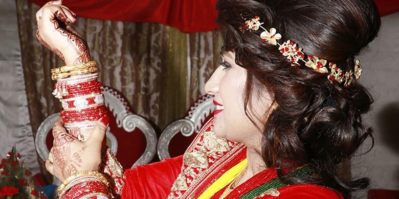 Honeymoon in Nepal