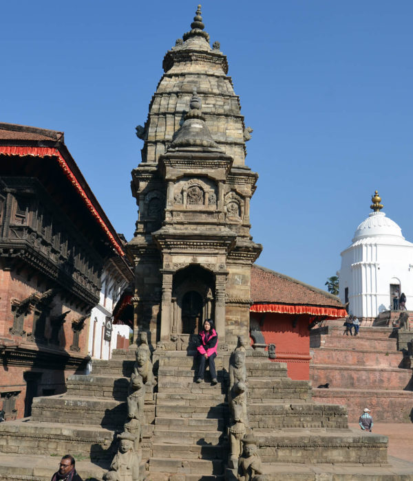 Mountain Bike Trip In Bhaktapur