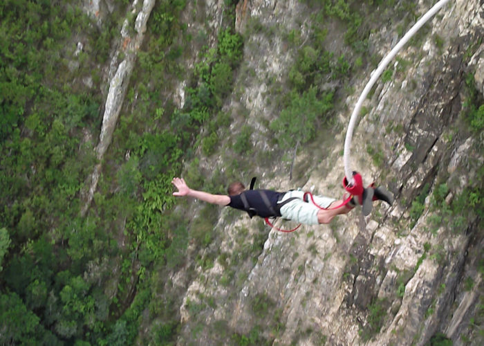 Adventure for Youth | Bungee Jumping in Nepal