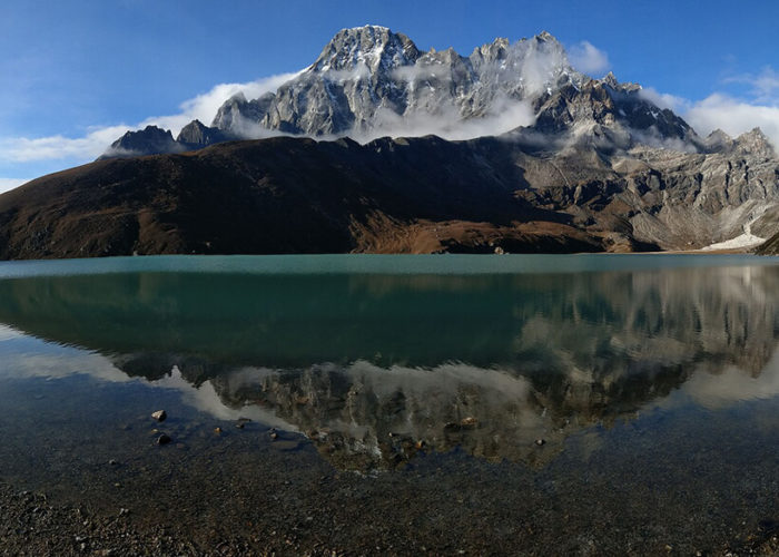 Chola Pass and Gokyo Lake Trek
