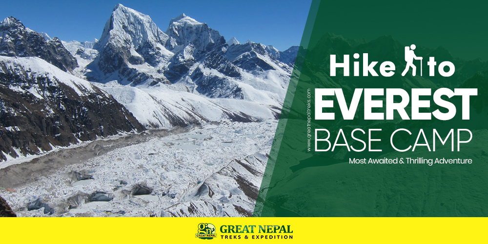 hike to everest base camp