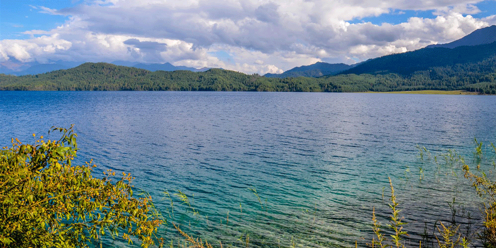 queen of lakes rara lake in nepal