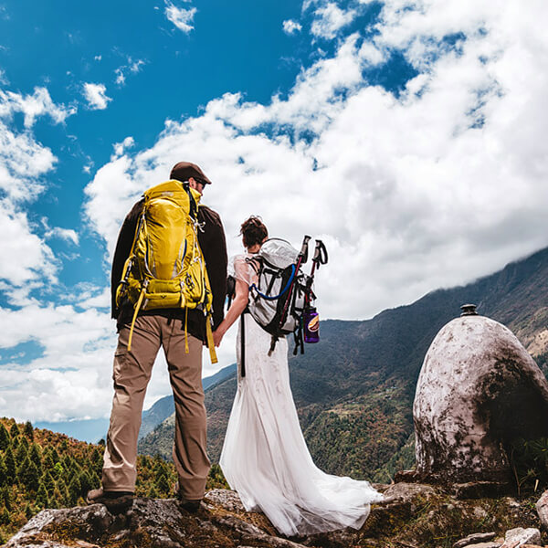 Wedding and Honeymoon in Nepal