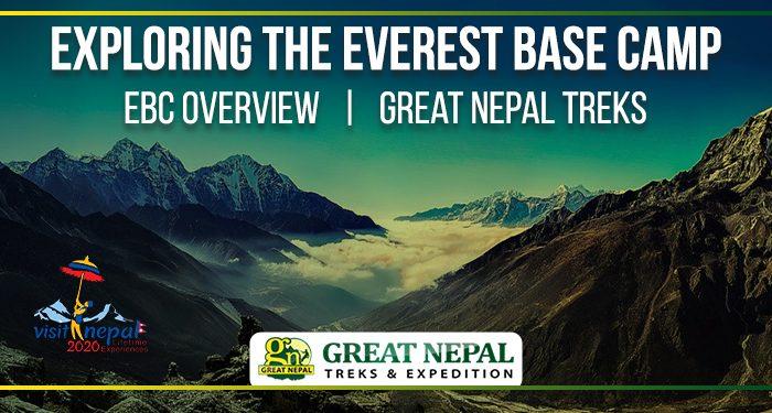everest base camp tour and trek
