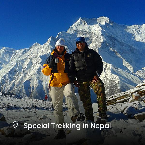 Special Trekking in Nepal