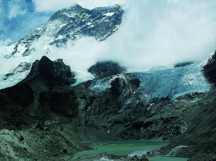the makalu trek