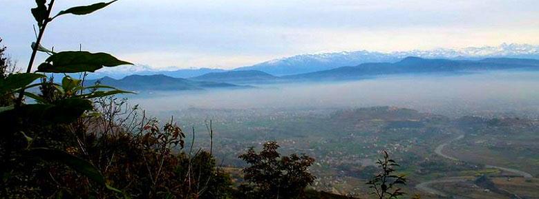 Champadevi hiking trails