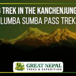 Exciting Trek in the Kanchenjunga Region Lumba Sumba Pass Trek