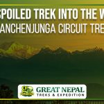 Unspoiled Trek into the Wild | Kanchenjunga Circuit Trek