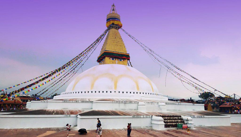 Boudhanath Stupa Nepal