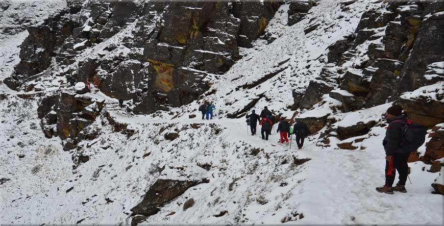 Trekking In Nepal